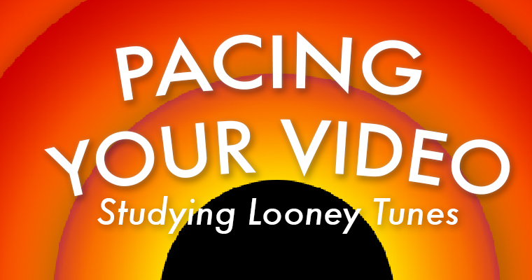 """Pacing Your Video"" Title Image"