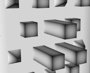 C4D ambient occlusion example invert direction